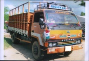 Eicher 10.95 - Model 2005 - 17 feet long chassis in condition for sale