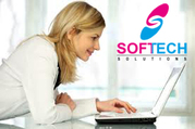 Ad posting home based works (Softech Solutions Business Development)