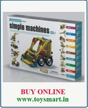 SIMPLE MACHINES -8 IN 1