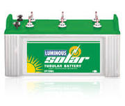 Luminous Solar Tubular Batteries