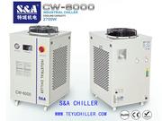 Industrial water chiller CW-6000 for light led scanner