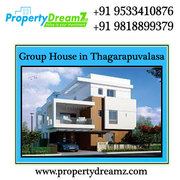 Group House in Thagarapuvalasa,  Visakhapatnam | Property Dreamz