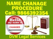 Name Change Consultants