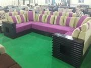 Designer Living Room Furniture In Hyderabad.