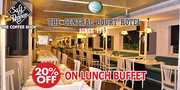 Get 20% Off on Lunch Buffet on the occasion of Raksha Bandhan