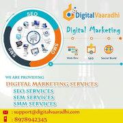 Digital Marketing Services Agency in Hyderabad | Digital Vaaradhi