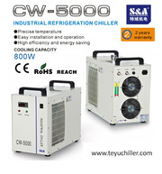 S&A water transportable cooling system CW-5000