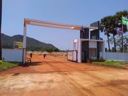 Open plots for sale at Pandrangi, visakhapatnam dist, A.P