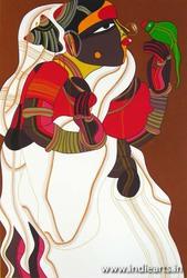 Modern Indian Artist