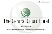 The Central Court Economy Hotels in Hyderabad | 3 Star | Business Hote