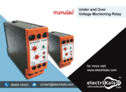 Relay – Buy Minilec D1 VCR1 Din Rail Mounted Single Phase Online