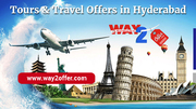 Hyderabad Tours and Travels Packages - Way2offer