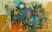 Indian Artists | Indian Modern Artist | Contemporary Indian Artist