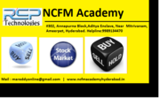 NCFM Academy Hyderabad Reviews Training for Stock Market