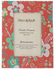 Paper Handmade Picture stand   A best Occasional gift by Utsavkraft
