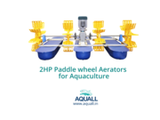 Buy Aerators for Aquaculture online in India at Aquall