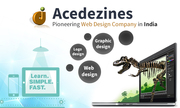 Acedezines- Pioneering Web Designing Company in India