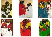 T Vaikuntam Paintings