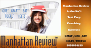 Manhattan Review is the best coaching education institute in Hyderabad