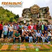 Team Outing in Hyderabad | Freakouts