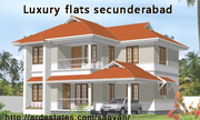 Luxury flats in secunderabd