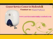 Geyser Service Center in Hyderabad - 040-24547649,  Geyser Repair Cente