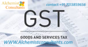 GST filing   Accounting services   Alchemist consultants.