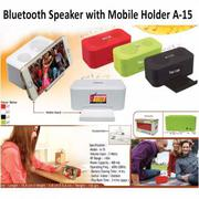 Promotional Bluetooth Speaker with mobile Holder