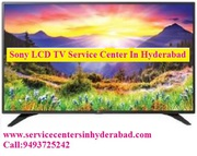 Sony LCD TV Service Center in Hyderabad | 9640036052