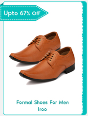 Men's Formal Shoes Online India