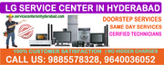 Lg Service - Repair Center in Hyderabad | 9640036052