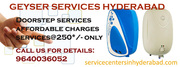 Geyser Service Center in Hyderabad Telangana | Doorstep Service