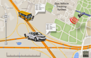 GPS Vehicle Tracking System,  GPS Tracking Device,  Two-way Communicatio