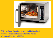 Micro Oven Service Center in Hyderabad Telangana