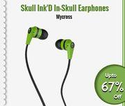 Skullcandy Headphones With Mic