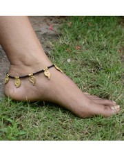 Dhokra Anklet Champa Online Shopping