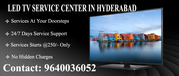 LED TV Repair Service Center in Hyderabad | reliable services