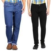 Buy Jeans & Casual Trousers Online for Men | Fingoshop.com