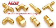 Brass Compression Fittings In Hyderabad   Compression Fittings In Hyde