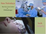 Refractive Services ,  Economic Lasik Surgery , Lasik eye care in Dilsuk