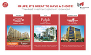 manjeera apartments in hyderabad| flats for sale in hyderabad