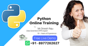 Python Online Training by QA Training Hub