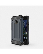 Buy Mycross Spigen Tough Armor Back Cover For Moto-G5 Plus Online
