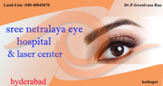 Best and Safe eye hospital in Hyderabad | Kothapet | Dilsukhnagar