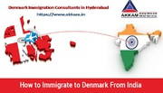 Denmark Immigration Consultants in Hyderabad | Akkam overseas services