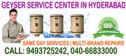 Geyser Repair Service Center in Hyderabad Telangana