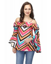 Buy Women's western wear tops-tee-shirts at Fingoshop