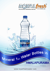 Mineral water services in Amalapuram