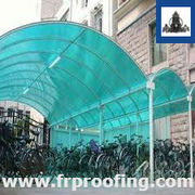 Fiber Glass Roofing Sheets - frprofing
