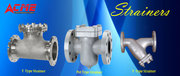 Basket Strainers Manufacturers In Hyderabad | Strainers Manufacturers